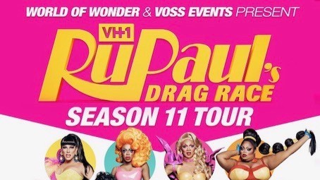 The Official RuPaul's Drag Race: Season 11 Tour